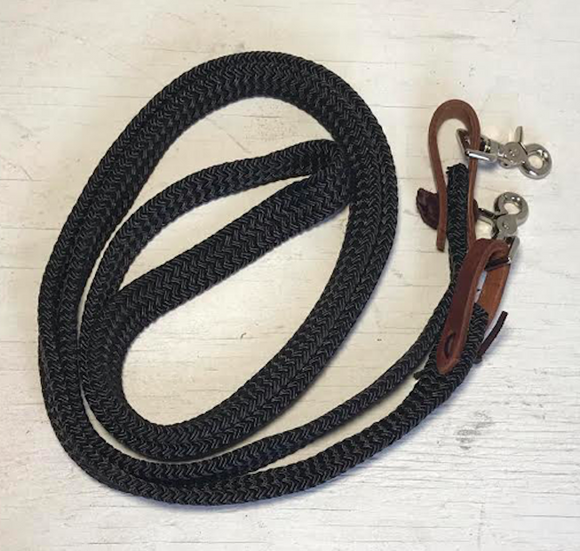 Flat Poly Rope Reins