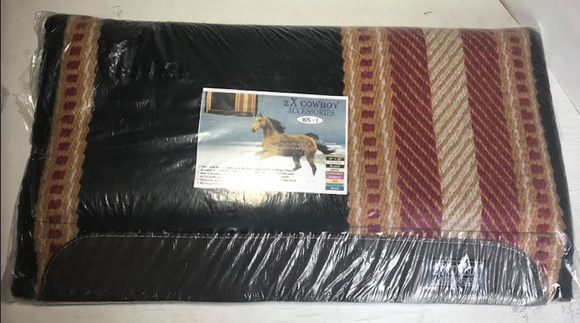 Cowboy 2X saddle pad - [product_type} - Hamps Saddle & Tack