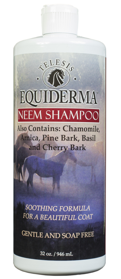 Equiderma Shampoo - - Barn Supply - Barn Supplies - Hamps Saddle & Tack