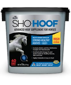 Manna Pro Sho-Hoof 5lbs - - Barn Supply - Barn Supplies - Hamps Saddle & Tack