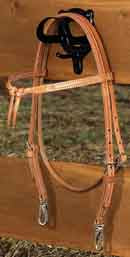 Futurity Knot Headstall - Hamps Saddle & Tack