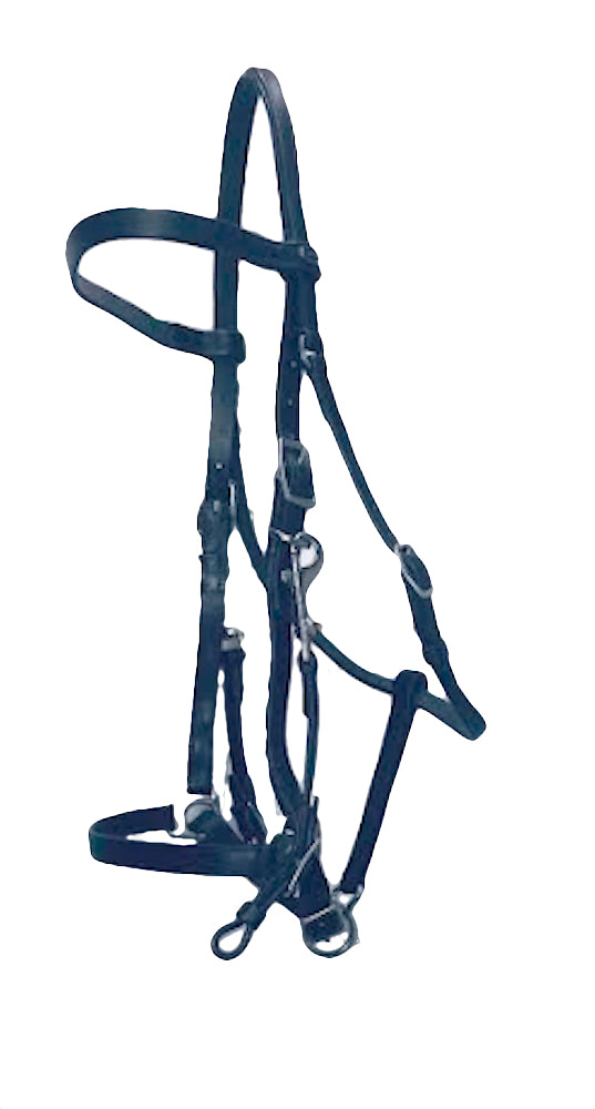 Chetak Halter Bridle Combo - [product_type} - Hamps Saddle & Tack