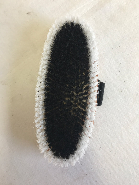Oval Finishing Brush