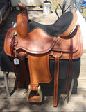 American Saddlery Hoss High Roper 1635 - [product_type} - Hamps Saddle & Tack
