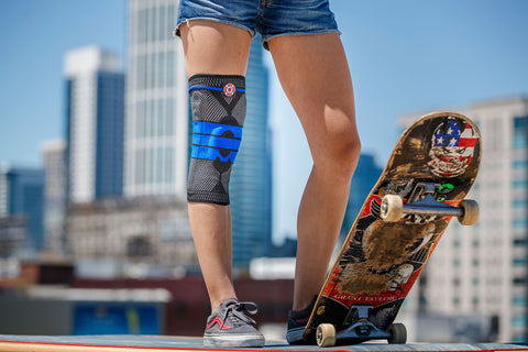 Here's Why You Should Wear a Knee Sleeve - Before or After an Injury
