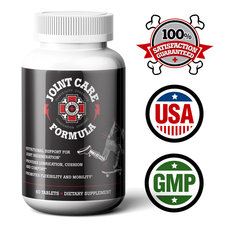 Old Bones Therapy Joint Care Formula
