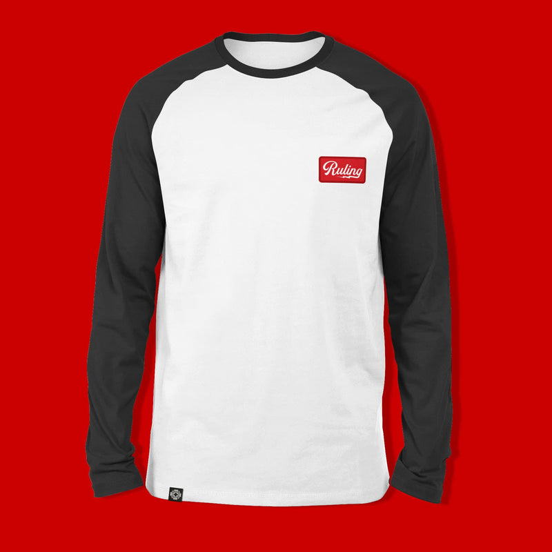 Ruling Long Sleeve Raglan