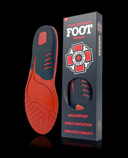 Shock Absorbing Foot Insoles