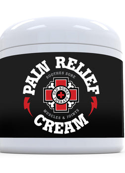 Old Bones Pain Relief Cream (3 oz)