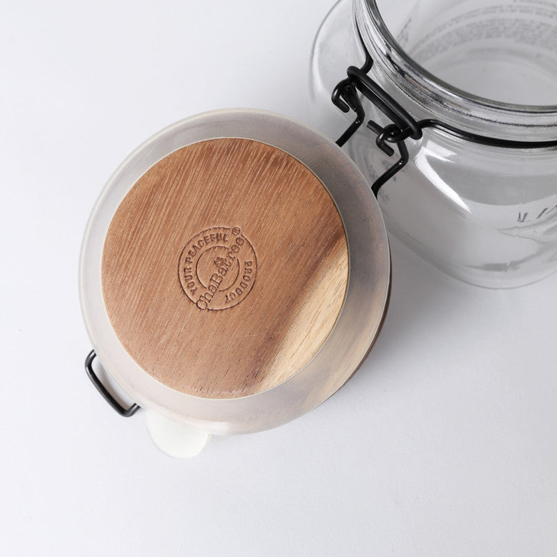 Limpid Air Locked Jar