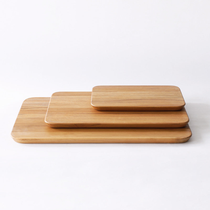 Limpid Cutting Board - Teak
