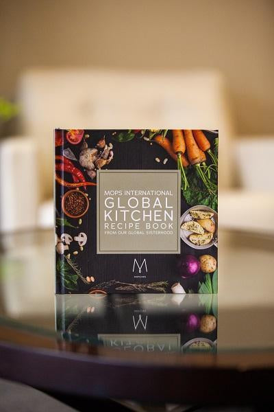 Mops - Global Kitchen Recipe Book Books-And-Audio