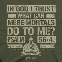 Load image into Gallery viewer, Kerusso Christian T-Shirt Mere Mortals