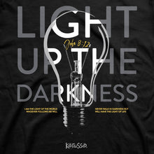 Load image into Gallery viewer, Kerusso Christian T-Shirt Light Up