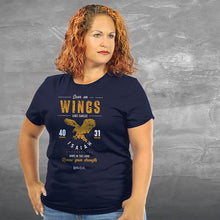 Load image into Gallery viewer, Kerusso Christian T-Shirt Soar Eagle