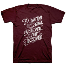 Load image into Gallery viewer, Kerusso Christian T-Shirt Salvation Gift