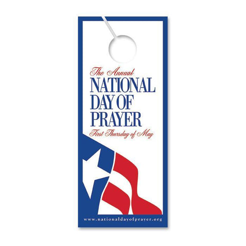 NDP Door Hangers (Pkg of 150)