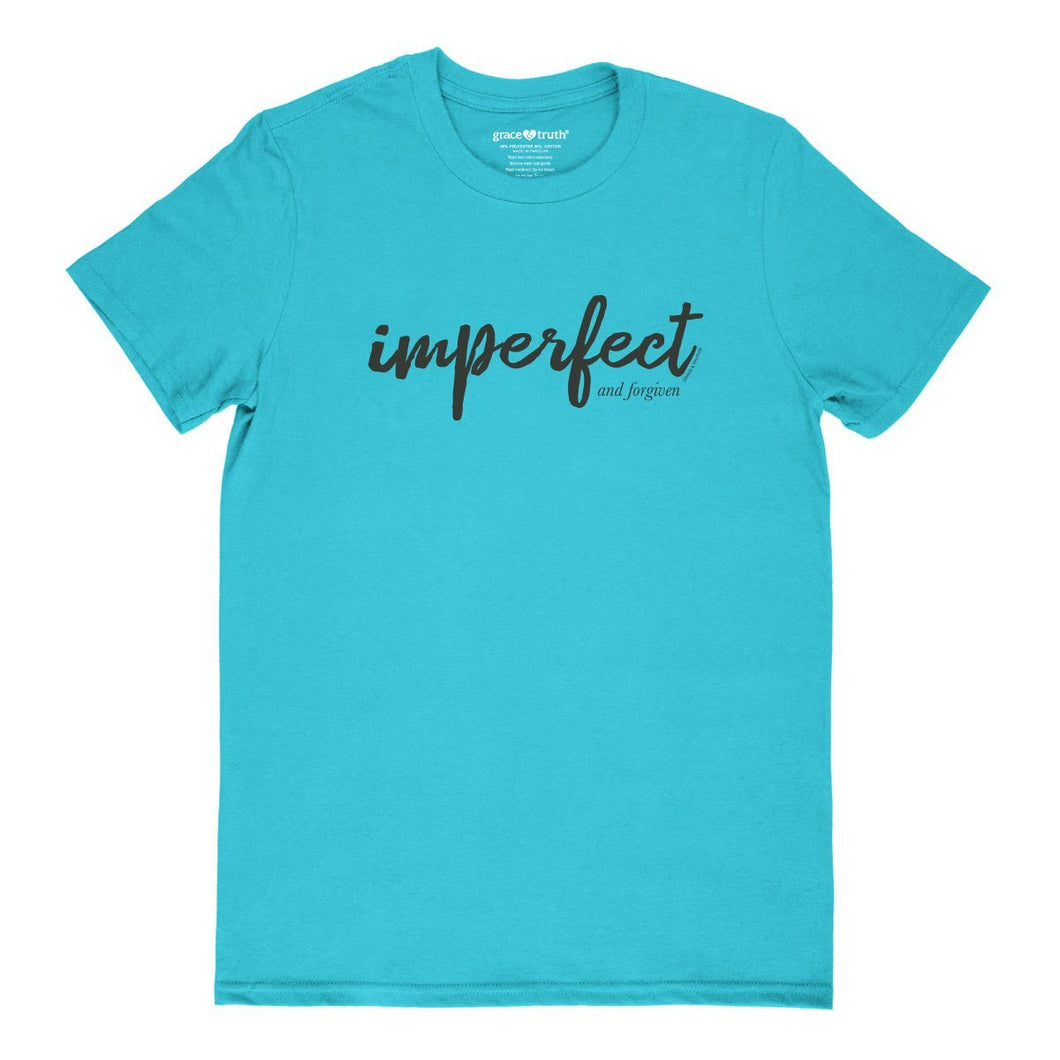 grace & truth Womens T-Shirt Imperfect