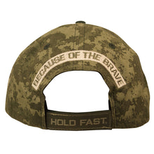 Load image into Gallery viewer, HOLD FAST Christian Cap Land of the Free