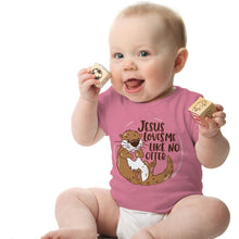 Load image into Gallery viewer, Kerusso Baby T-Shirt Otter