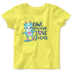 Kerusso Baby T-Shirt Baby Owl