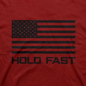 HOLD FAST Mens T-Shirt Burke