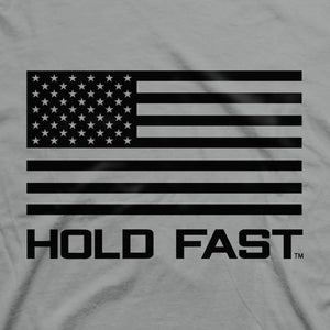 HOLD FAST Mens T-Shirt No Grit