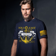 Load image into Gallery viewer, HOLD FAST Mens T-Shirt Hold Fast Anchor