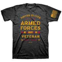 Load image into Gallery viewer, HOLD FAST Mens T-Shirt Veteran