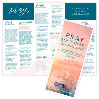 NDP Theme Prayer Guide 2020 (100 Pk)