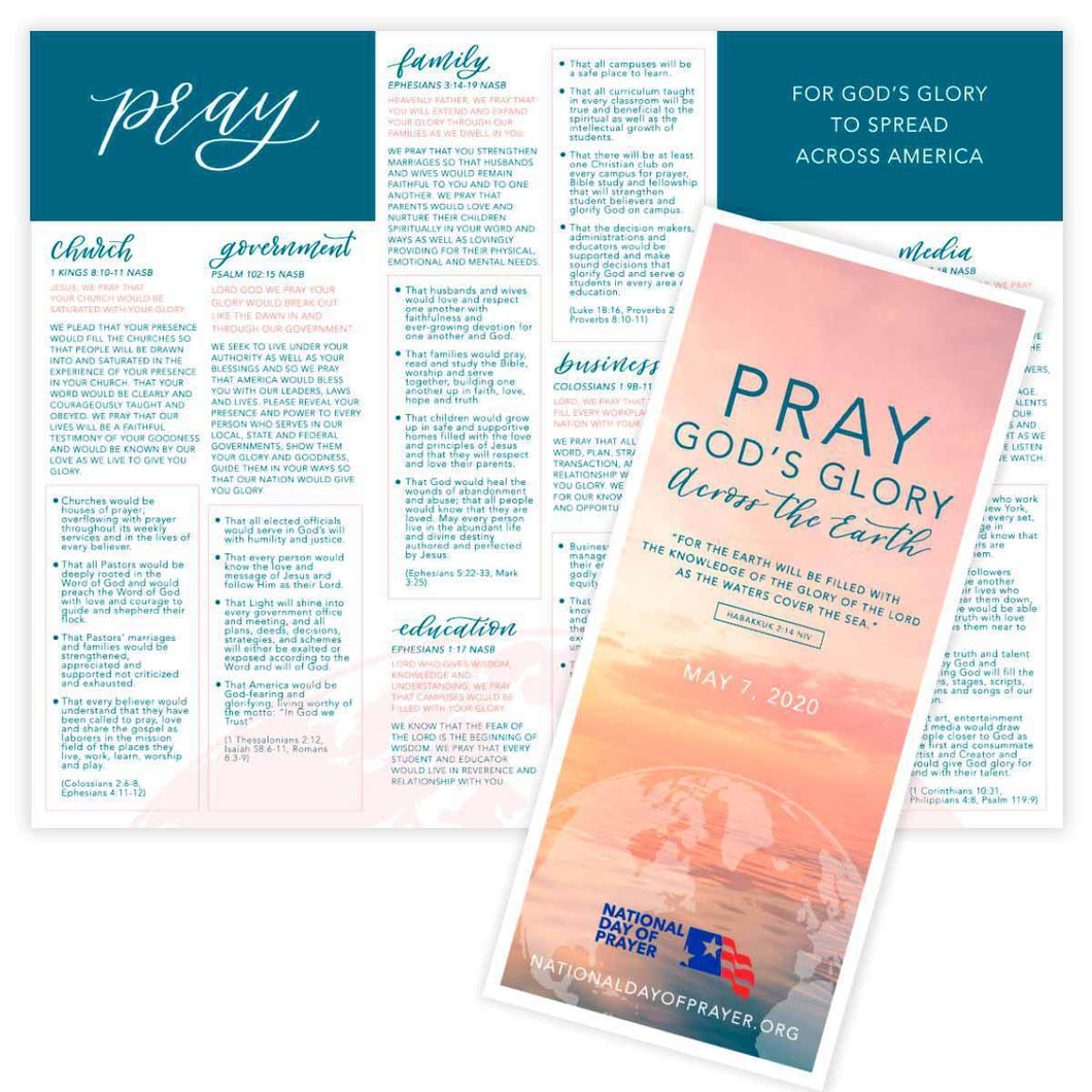 NDP Theme Prayer Guide 2020 - Download
