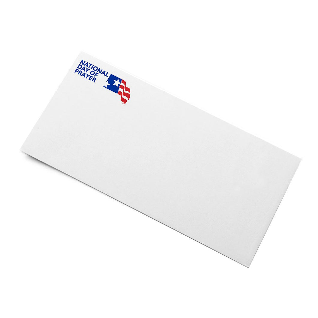 NDP Logo Envelopes