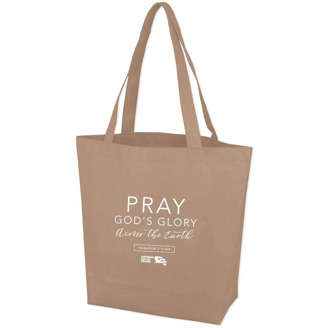 NDP Totebag Pray God's Glory 2020