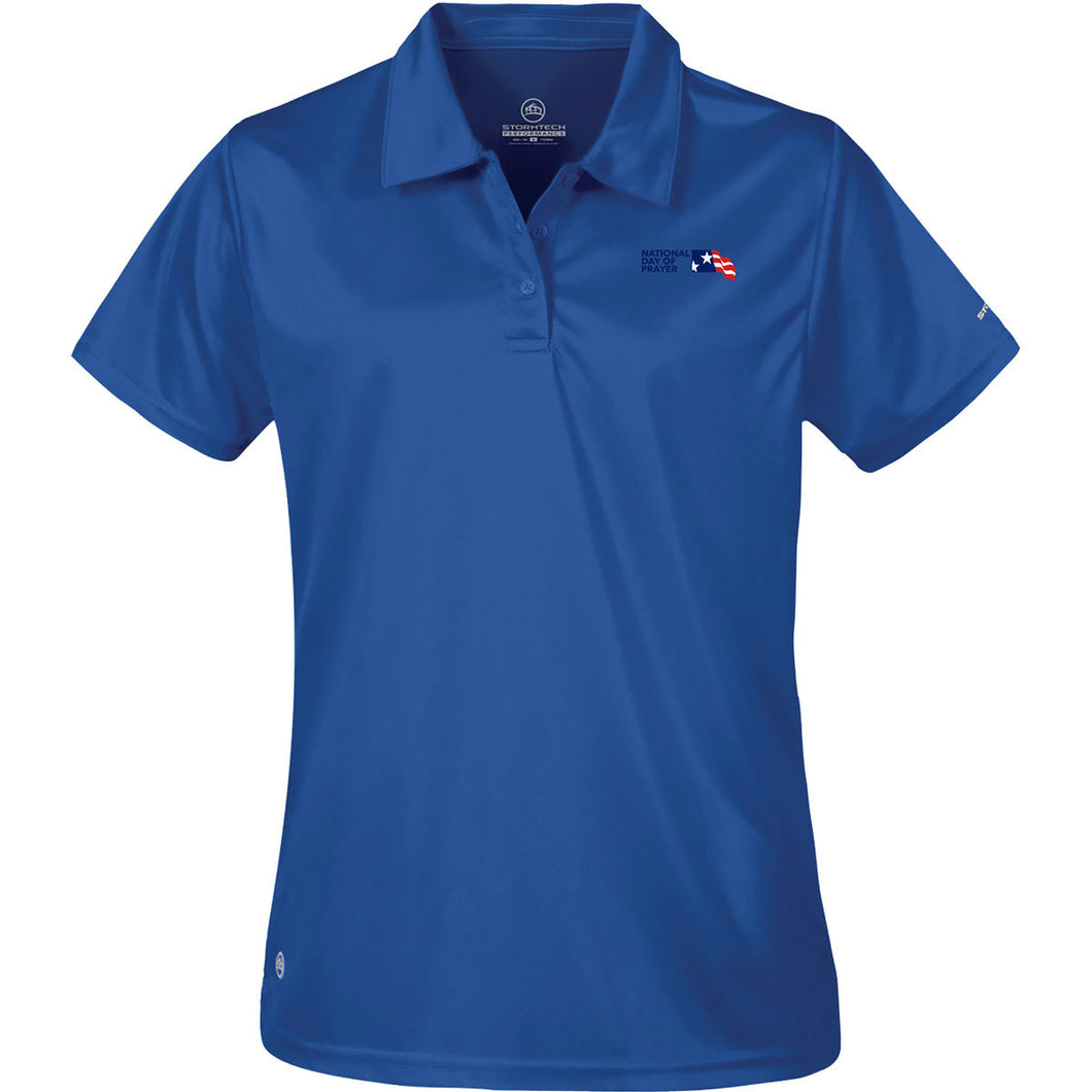 NDP Women's Polo - Royal