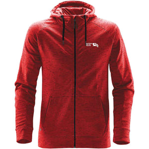 NDP Men's Cascade Fleece Hoody - Red