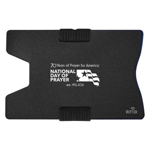 Ndp - 2021 70Th Anniversary Rfid Card Holders Black Accessories