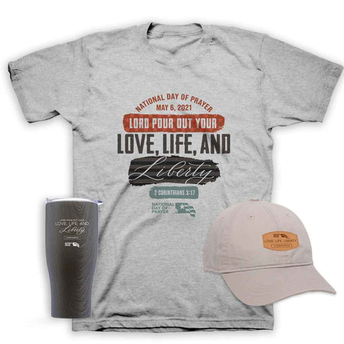 Ndp - 2021 Theme Gray Themed T-Shirt Kit