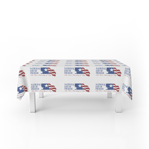 NDP Plastic Table Cloth
