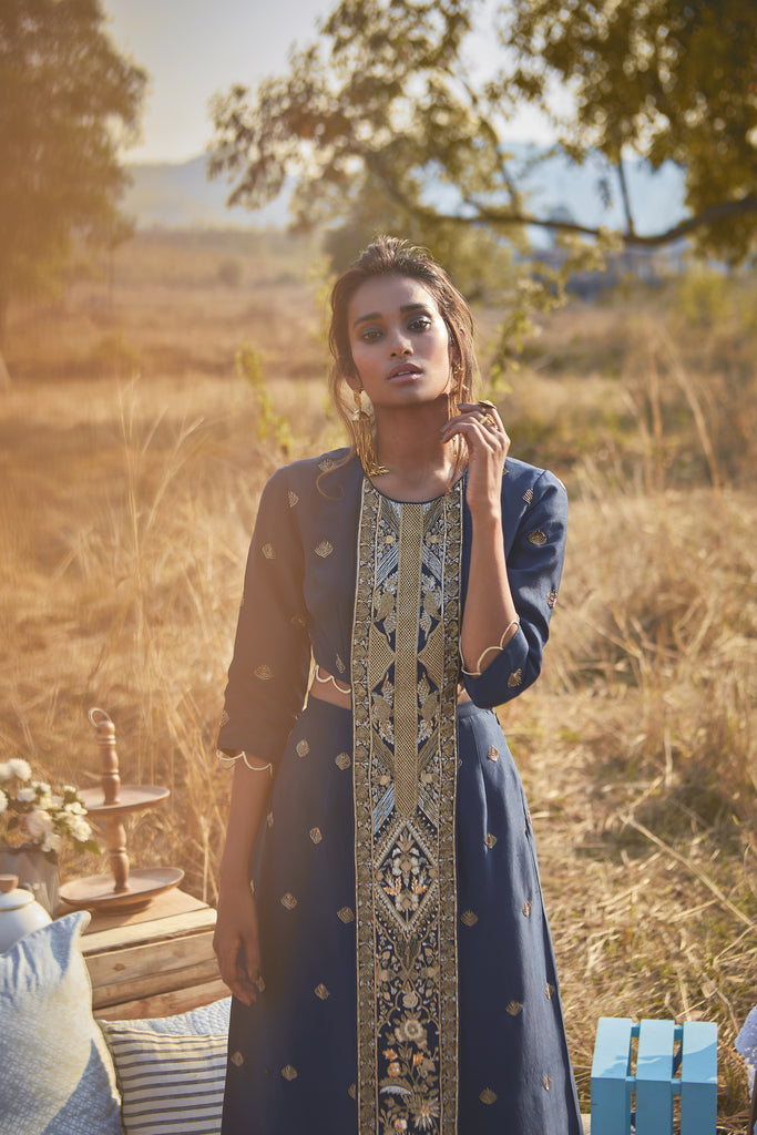 Payal Singhal Spring 2018/ SAIRA collection in New York