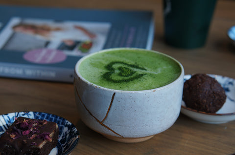 new york blogger matcha