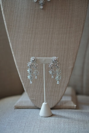 Faux Diamond Cascading Set