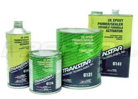 TRANSTAR 6131 Gray 2K Epoxy Primer Sealer Gallon