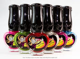 1 Bottle (10ml) - Lil' Daddy Roth Nail Polish - Surfite Silver - Kustom Paint Supply