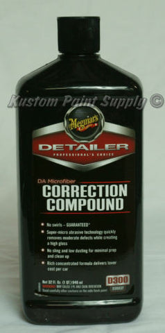Meguiar's Correction Compound D30032 1 Quart