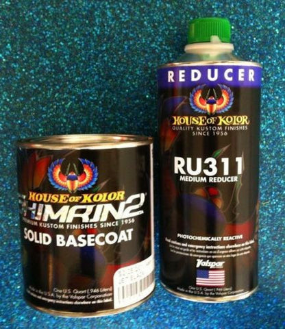 House of Kolor S2-26 SHIMRIN2 Bright White with RU311 Reducer 1 Quart KIT