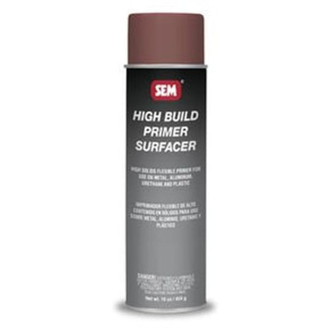 SEM Can High Build Primer Surfacer Rose 16oz Aerosol 42033