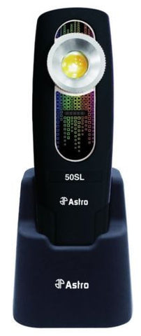 Astro Pneumatic 50SL SunLight 400 Lumen Rechargeable Color Match Light - Kustom Paint Supply