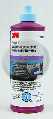 3M  39062 Perfect It Ultrafine Machine Polish - 1 PT. - Kustom Paint Supply