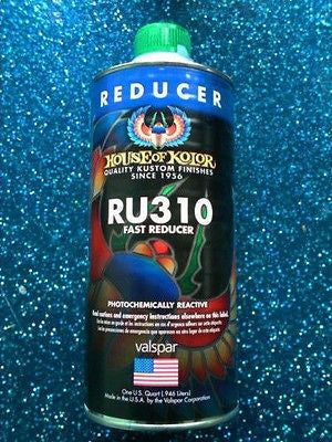 House of Kolor RU310 Kosmic Kolor Fast Dry Reducer  1 Quart
