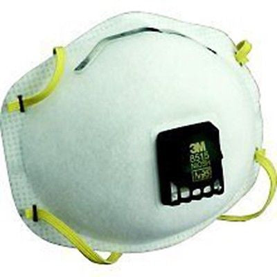 1 Box (10 Ea) - 3M - N95 Welding Mask Respirator 7189 - Kustom Paint Supply